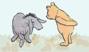 Pooh+Eeyore
