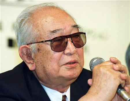 JAPAN'S MOVIE DIRECTOR KUROSAWA IN TOKYO.