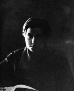 Gabriela Mistral - 1921