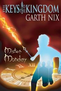 Garth Nix - Mister Monday cover