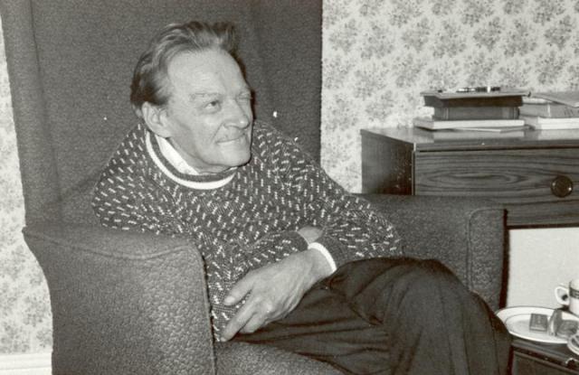 Ivan Blatny old