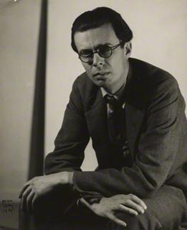 NPG P359; Aldous Huxley by Man Ray (Emmanuel Radnitzky)