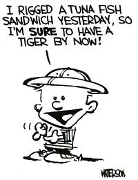 Calvin of Calvin and Hobbes