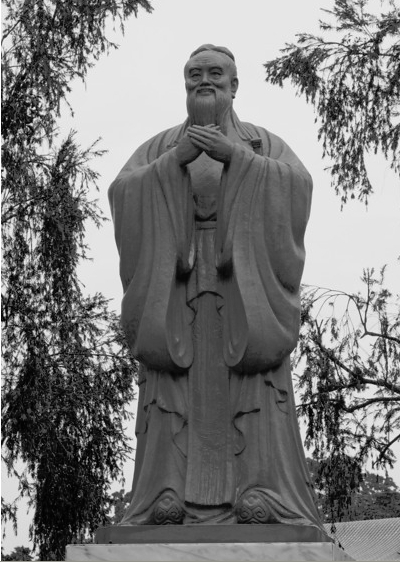 Confucius Statue - Singapore