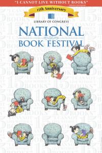 2015 National Book Festival Poster