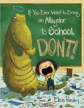 Alligator to School
