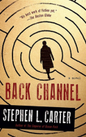 Back Channel by Carter cover