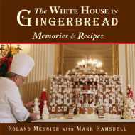 The White House in Gingerbread