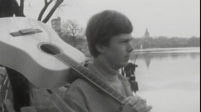 Bjorn Ulvaeus very young