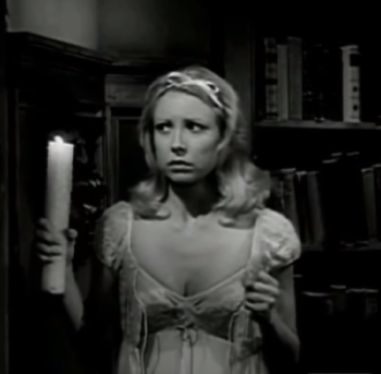 Teri Garr in Young Frankenstein