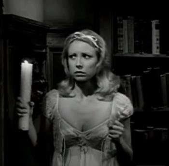 Teri Garr in Young Frankenstein