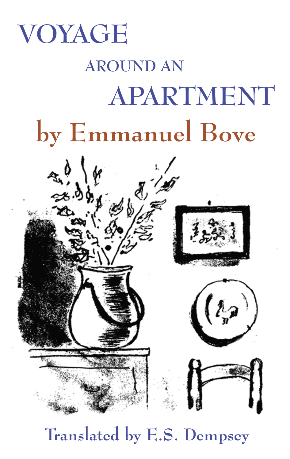 Voyage Around an Apartment by Emmanuel Bove