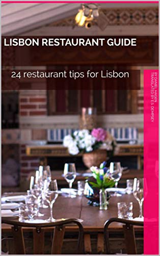 Lisbon Restaurant Guide by Daniel Hagen